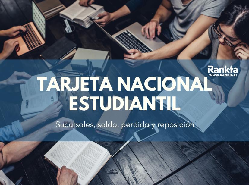 Tarjeta Nacional Estudiantil (TNE): sucursales, saldo, perdida y reposición