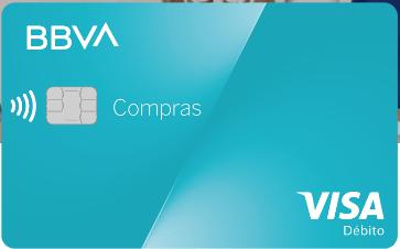 Mejores tarjetas de débito 2020: Tarjetas Débito BBVA Visa Débito Compras