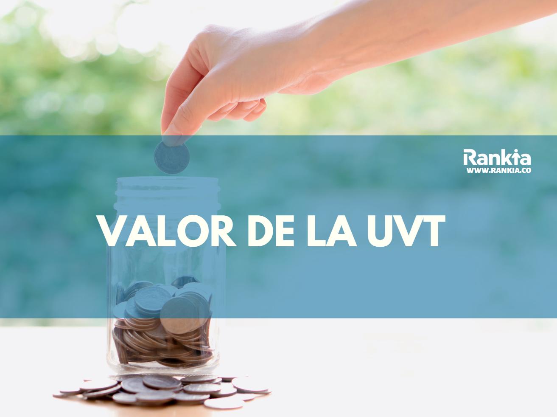 ¿Cuál es el valor de la UVT 2020?
