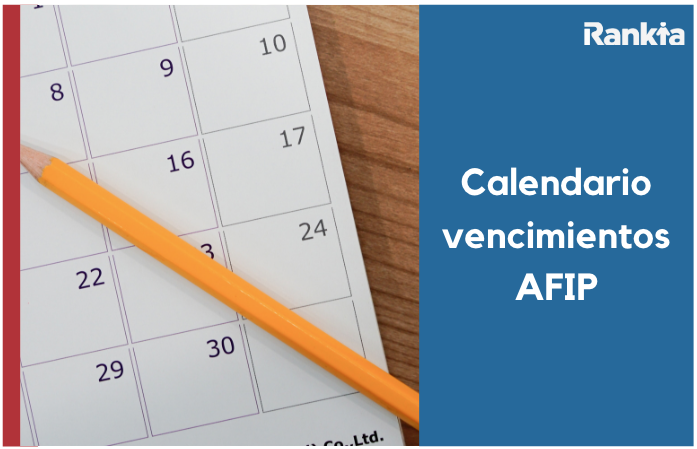Calendario vencimientos AFIP para 2021