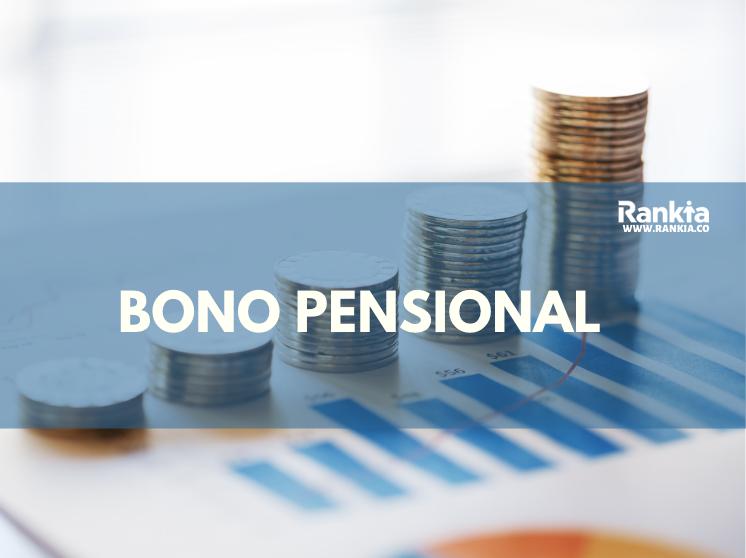 Bono pensional: definición, clases y redención