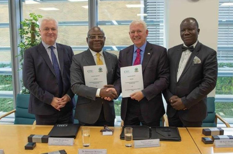 Confirmado el acceso a más de 132.000 banqueros nigerianos al programa de desarrollo profesional global del CISI