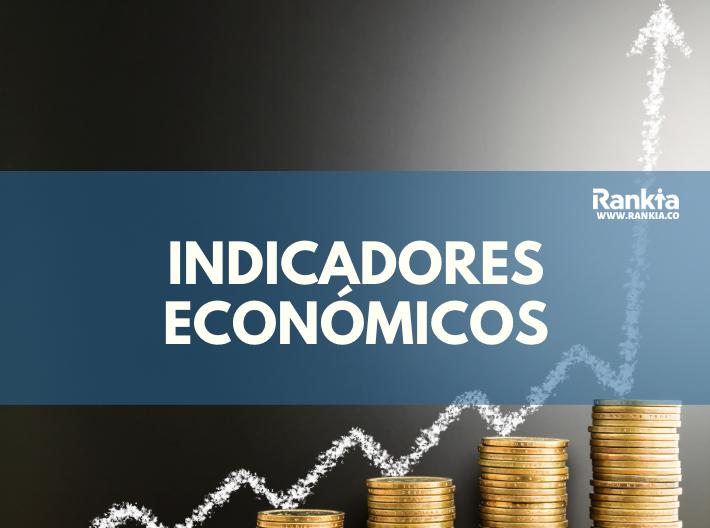 Indicadores económicos: PIB, PNB, IPC, Tasa de interés, Desempleo
