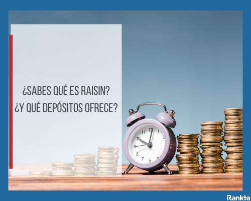 ¿Sabes qué es Raisin y qué depósitos ofrece?