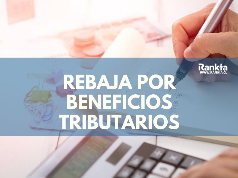 Operación renta 2020: ¿Cómo obtener rebaja por beneficios tributarios?