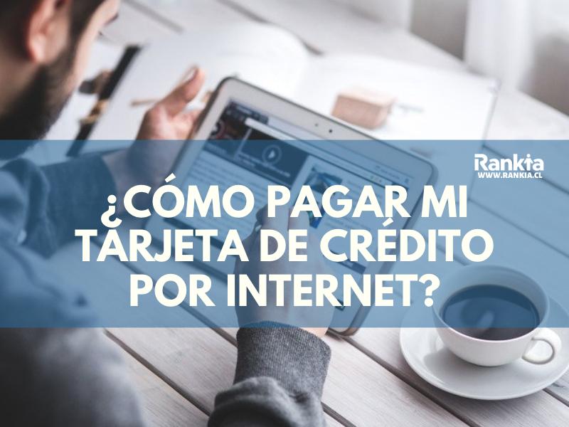 ¿Cómo pagar mi tarjeta de crédito Falabella por internet?