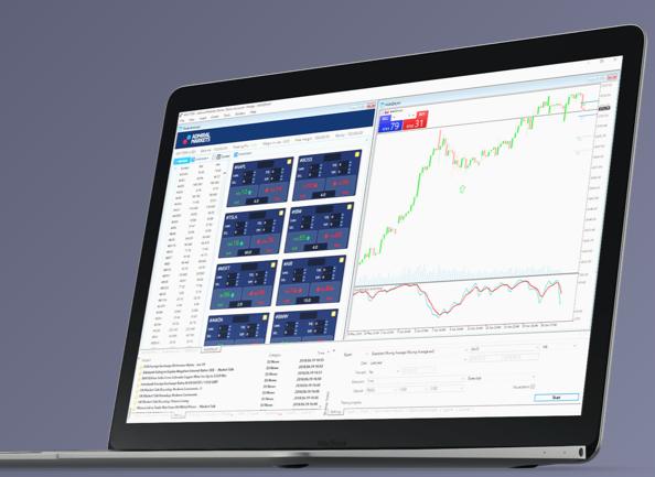 ¿Cómo descargar MetaTrader con Admiral Markets?