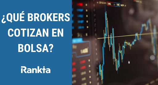 ¿Qué brokers cotizan en bolsa?