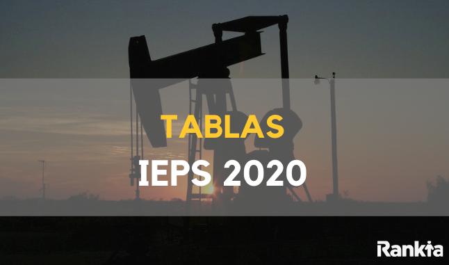 ¿Qué es el IEPS? Tablas IEPS 2020