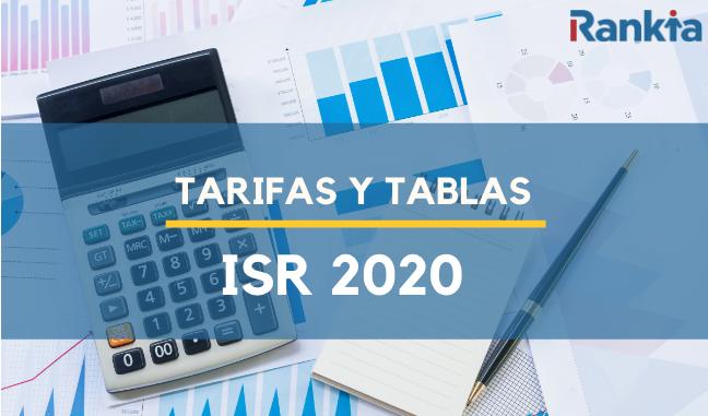 Tarifas y Tablas ISR 2020