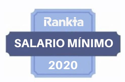 Salario Mínimo General 2020