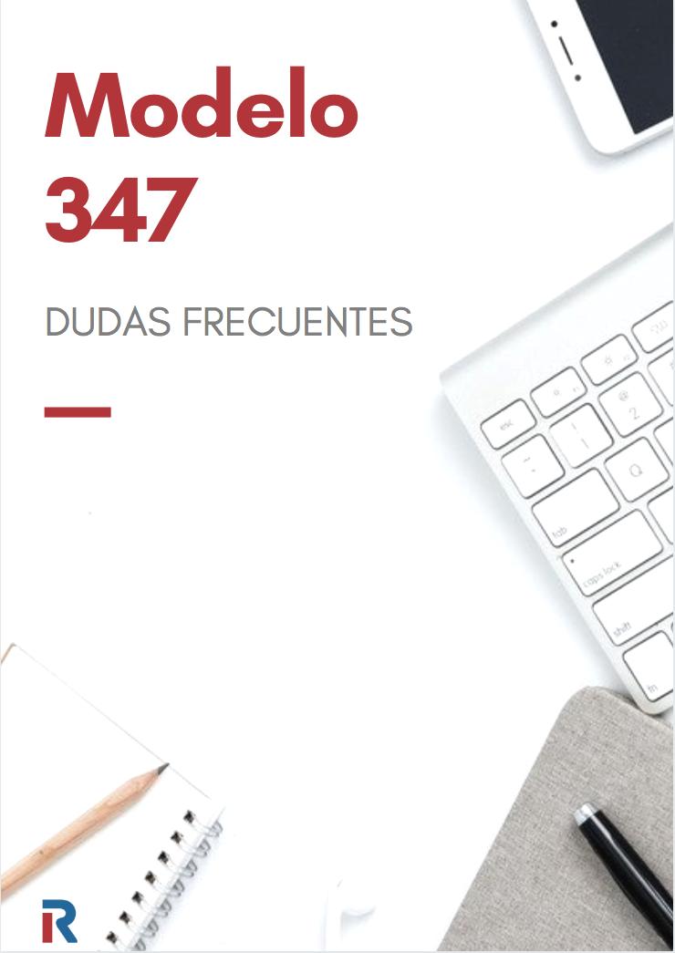 Dudas modelo 347