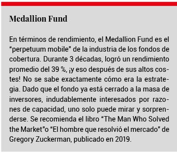 medallion fund