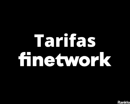 Tarifas finetwork