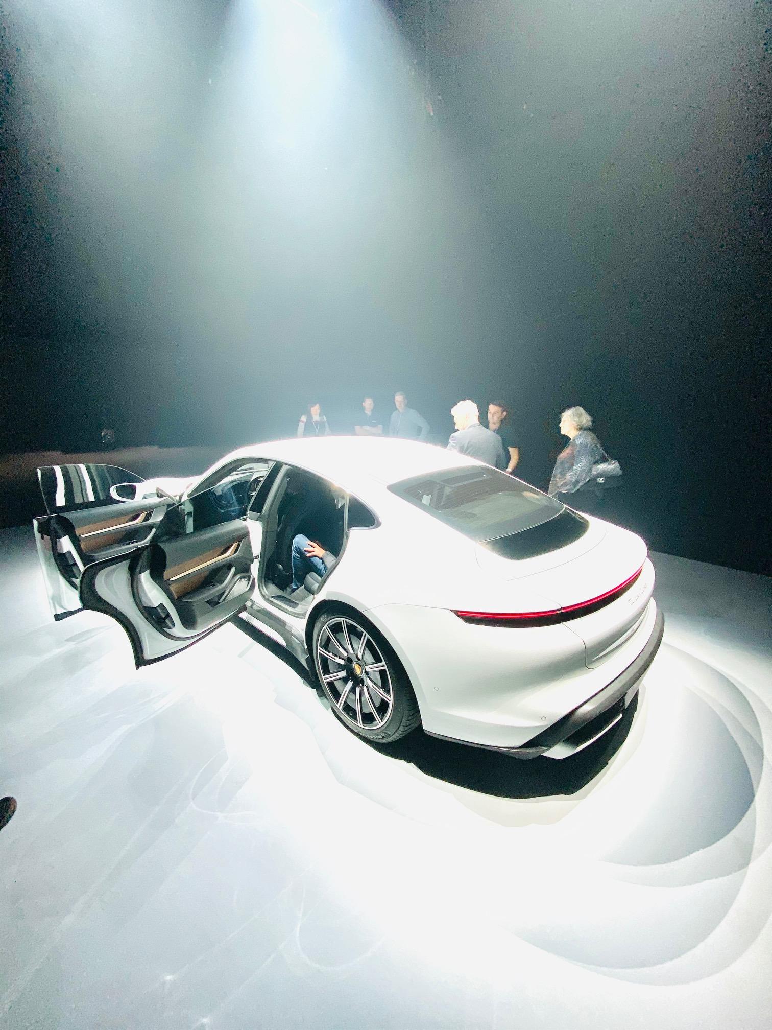 Imagen Porsche exposición