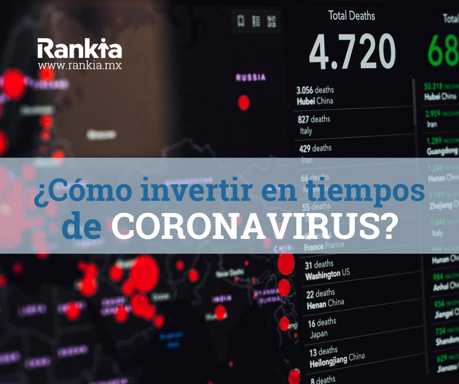 Inversión en tiempos de coronavirus