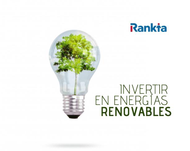 Imagen invertir en energías renovables