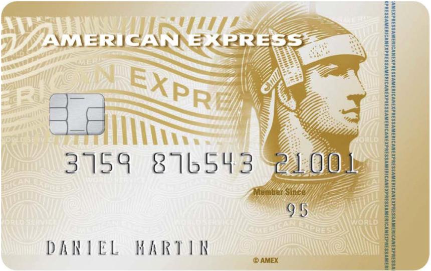 Tarjeta Gold Elite American Express