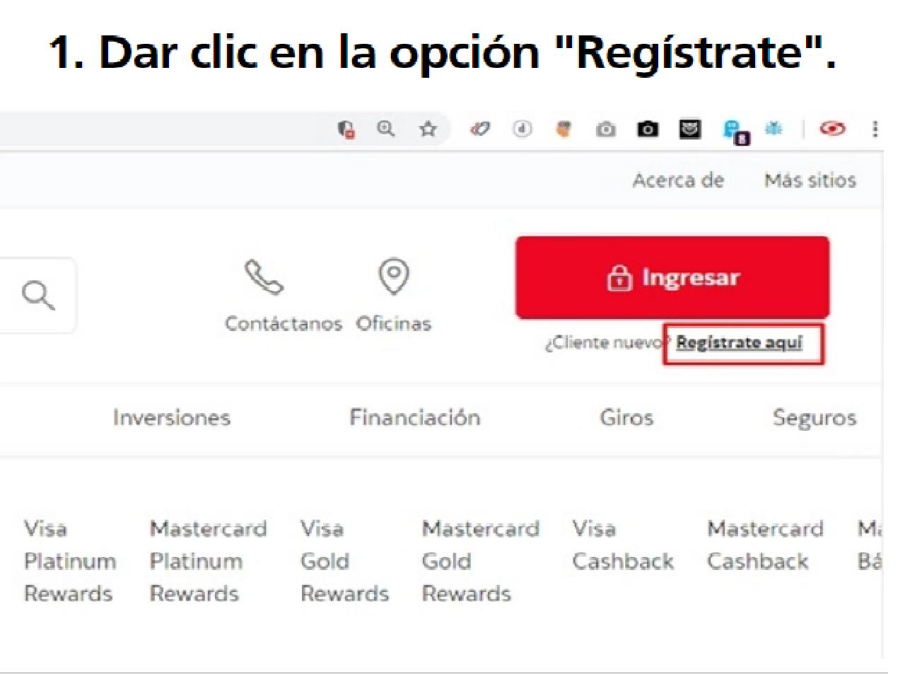 Colpatria banca virtual: ¿Cómo registrarse?
