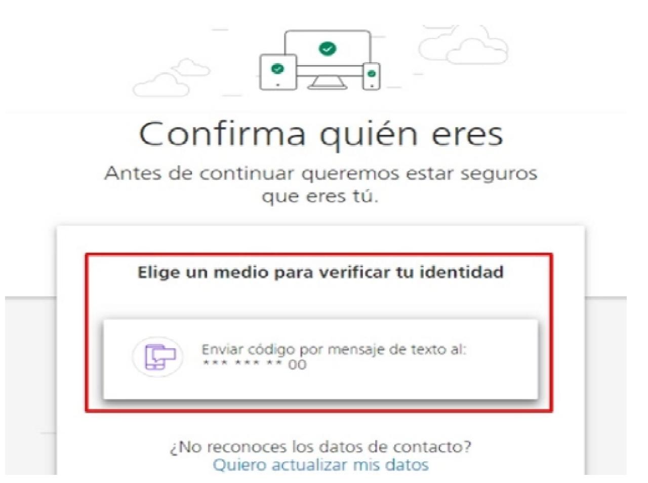 Colpatria banca virtual: ¿Cómo registrarse? Paso 3