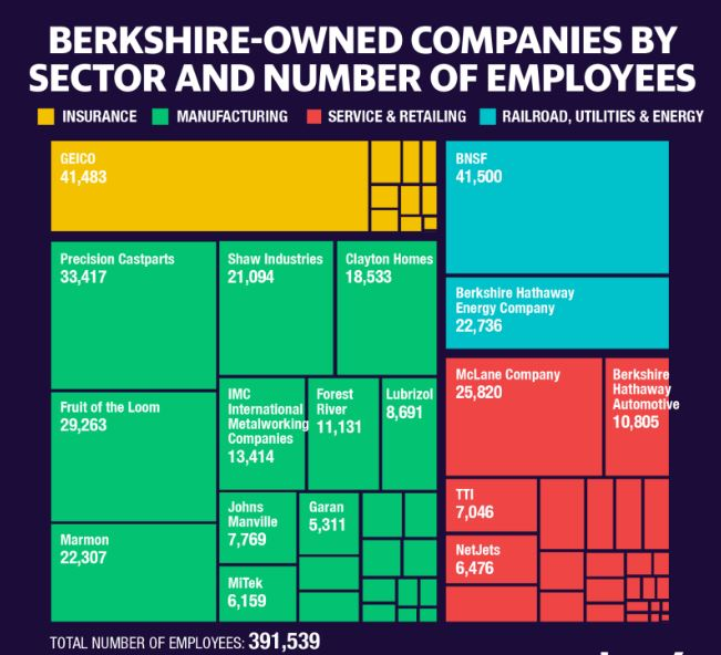 Berkshire Hathaway 2020