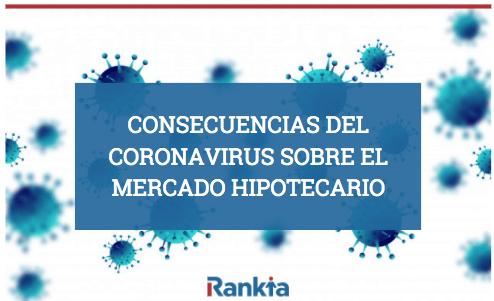 Consecuencias del Coronavirus sobre el mercado hipotecario