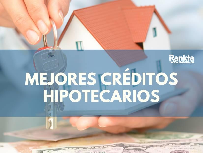 Mejores créditos hipotecarios 2020