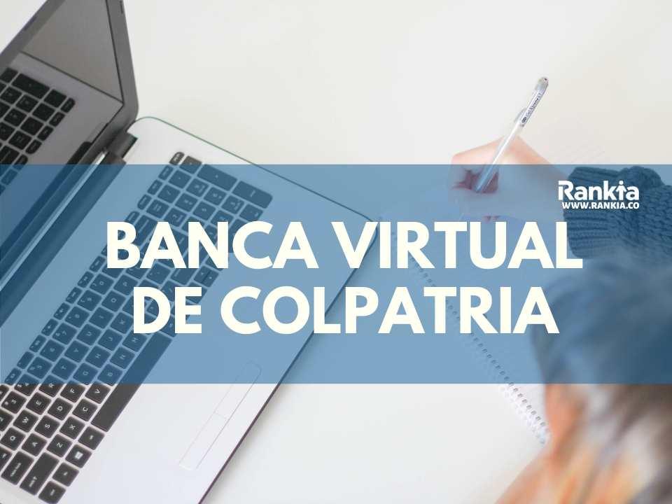Colpatria banca virtual: ingresar, para personas y app