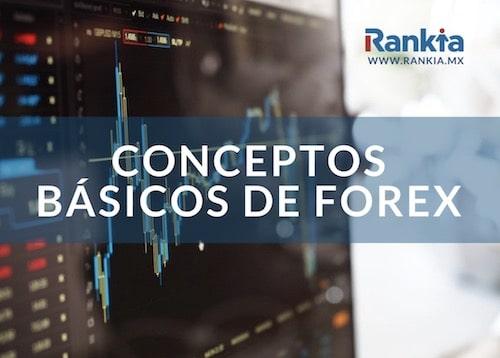 Conceptos básicos de forex