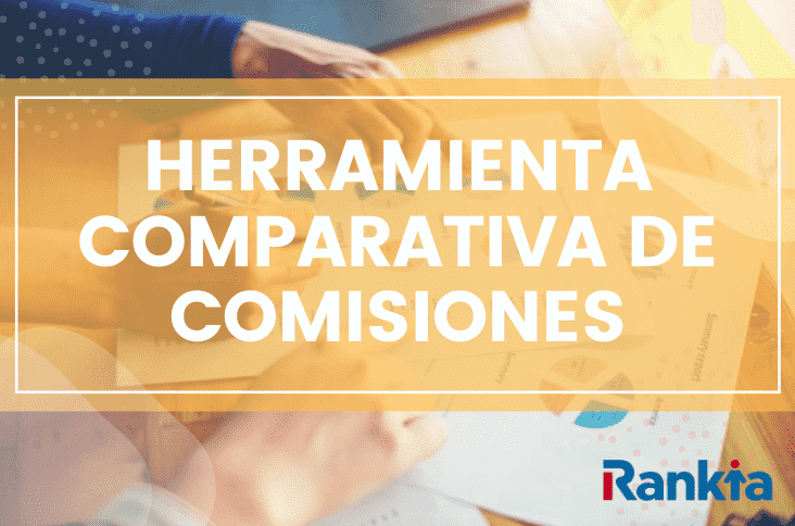 Imagen herramienta de comparativa de comisiones Rankia