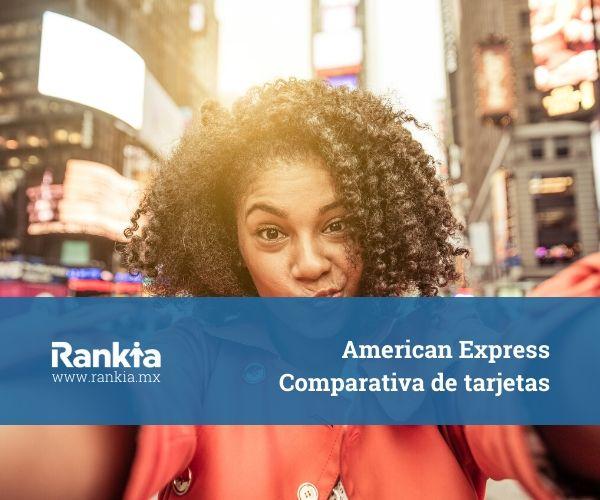 American Express comparativa de tarjetas