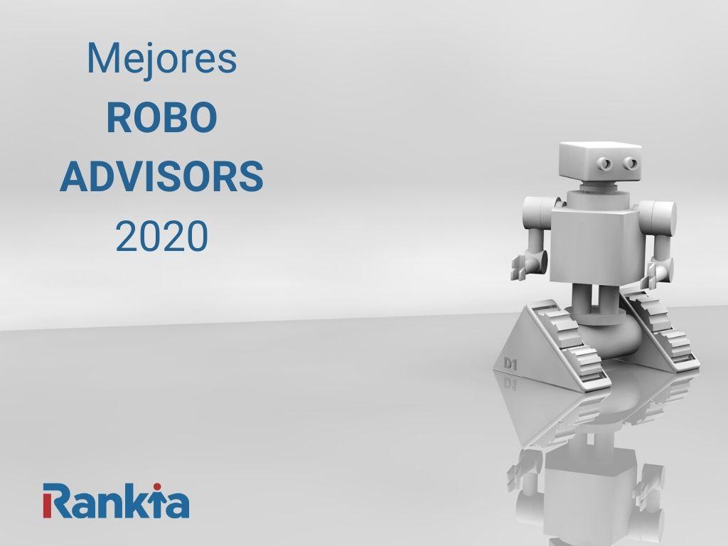 Mejores robo advisors en España 2020