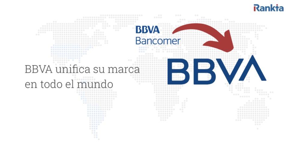 BBVA Bancomer unifica su marca
