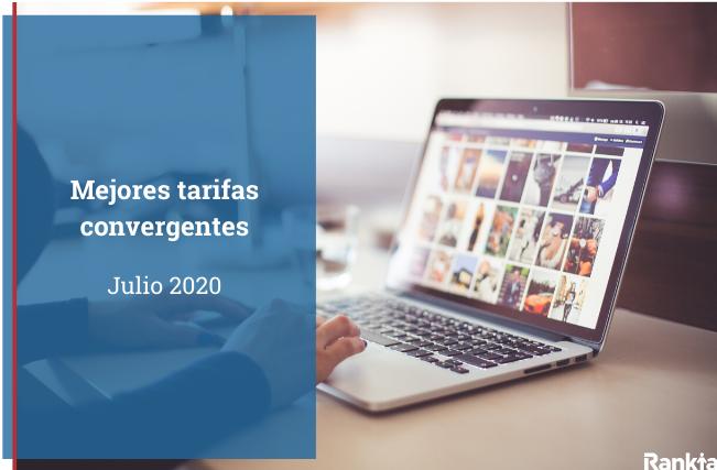 Mejores tarifas convergentes julio 2020