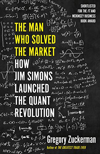 Jim Simons he man who solved the market