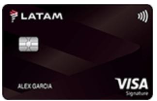 Visa Signature Latam Pass