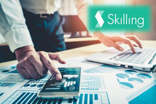 Skilling bróker: tipos de cuentas