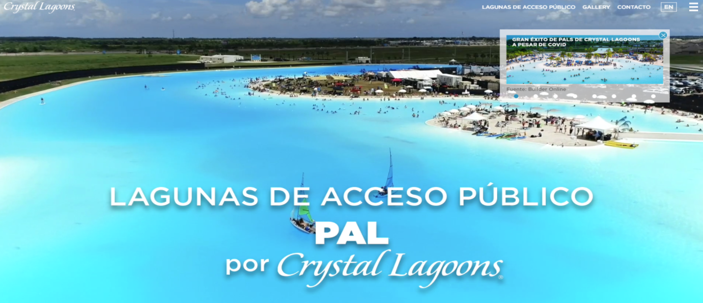 Cristal Lagoons