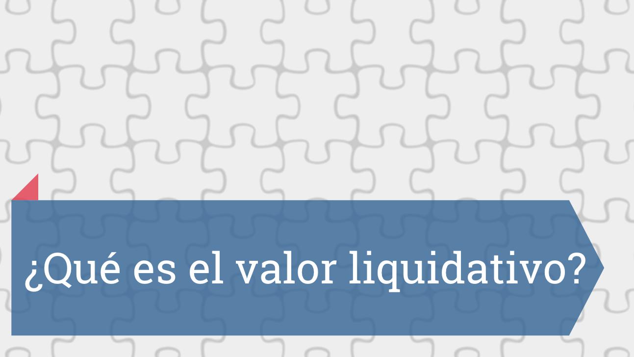 Qué es el valor liquidativo de un fondo de inversión