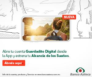 Guardadito Digital Banco Azteca