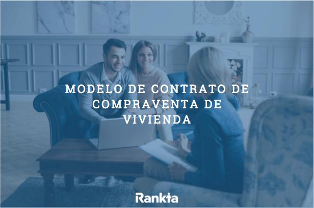 Modelo de contrato de compraventa de vivienda