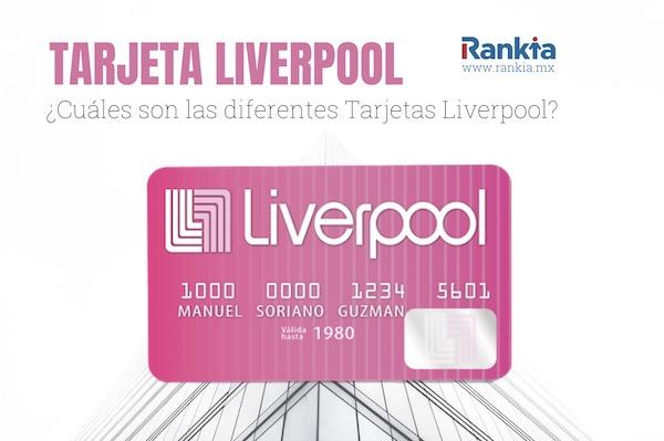 Tarjeta Liverpool