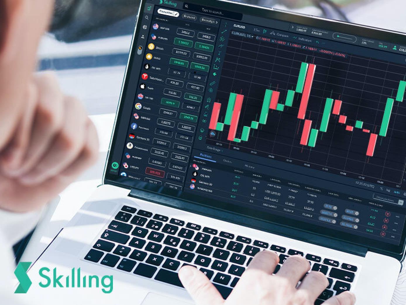 Skilling trader: ¿Qué es y cómo funciona?