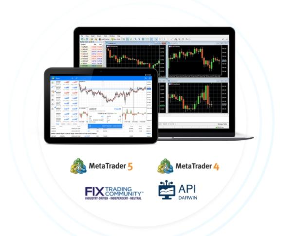 Plataformas de Darwinex