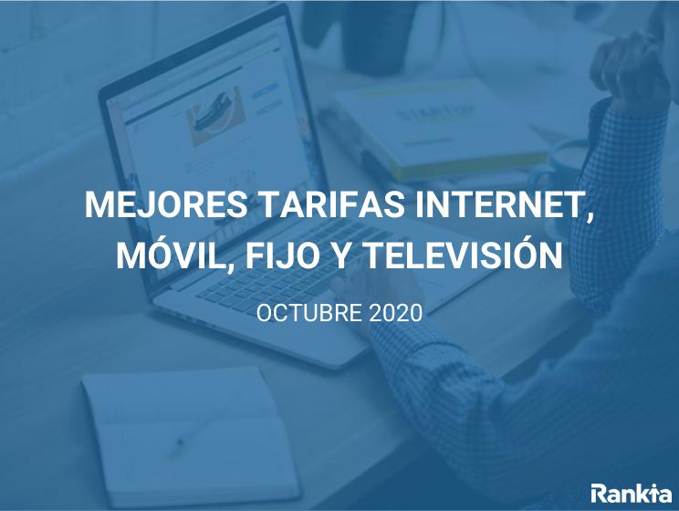 Mejores tarifas convergentes octubre 2020