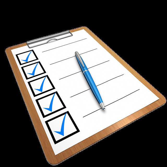Checklist Charlie Munger