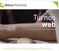 ¿Cómo pedir turno en Banco Provincia?
