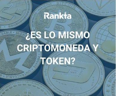 ¿Es los mismo criptomoneda y token?