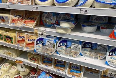 quesos prohibidos por profeco