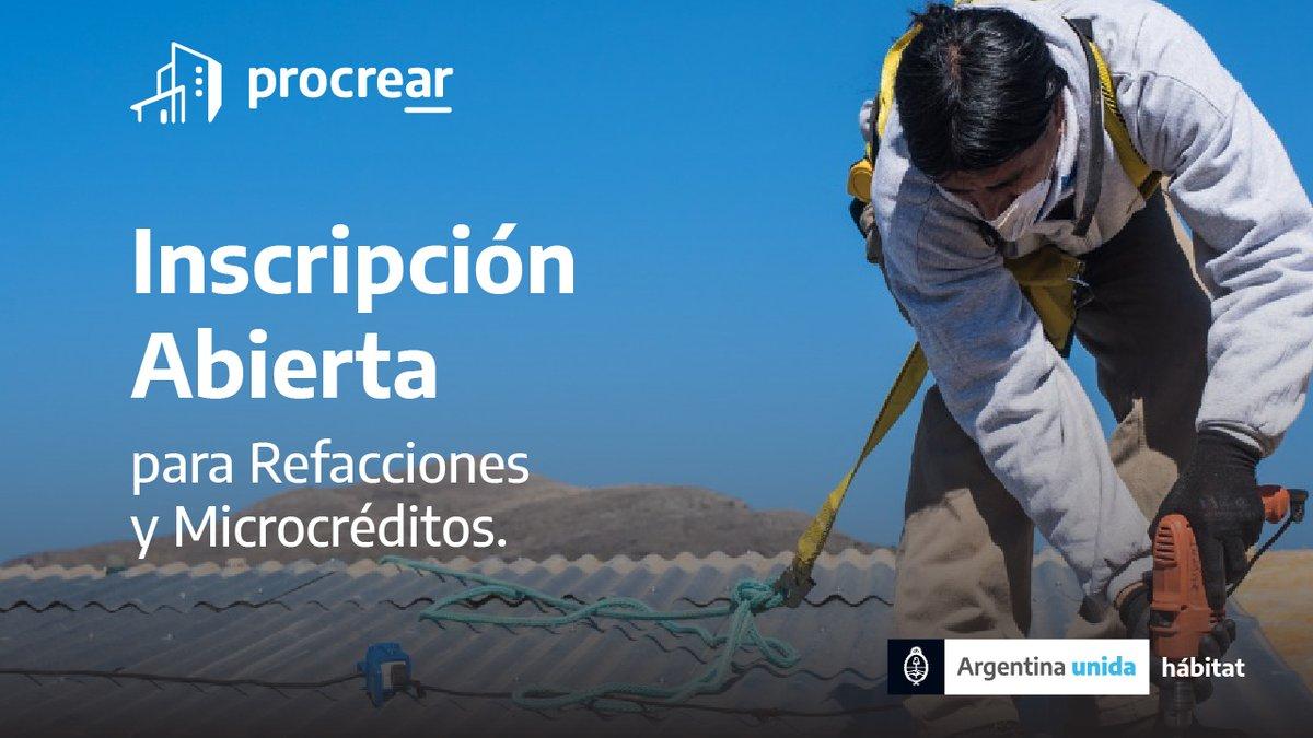 Microcréditos del Plan Procrear 2020: requisitos, tasas y plazos